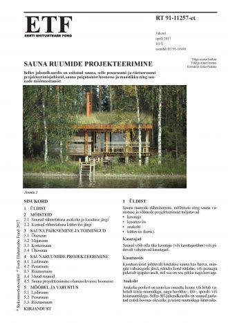 RT 91-11257 Sauna ruumid 1