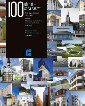 raamat_100 ehitist - sada aastat_esikaas_Andres Tali